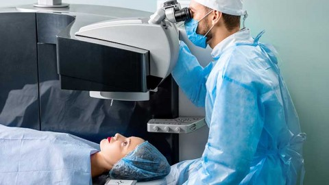 A look at cataract surgery
