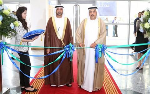 His excellency Abdul Rahman Saif Al Ghurair opens Vision-X 2014