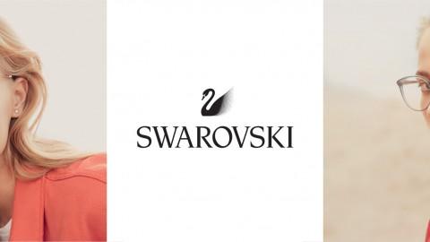 Swarovski presents its Dazzling Eyewear Collection