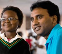 State University of New York awards honorary doctorate to Kovin Naidoo