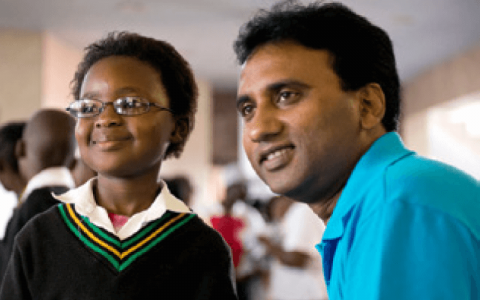State University of New York awards honorary doctorate to Kovin Naidoo