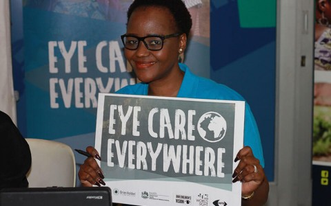 World Sight Week Awareness Campaign from the 8 -12 October 2018