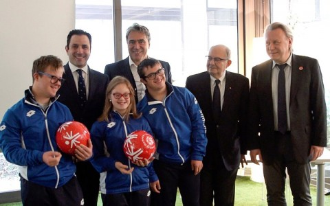 Safilo proudly commits to new three-year partnership with Special Olympics International