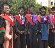 Uganda Celebrates First Graduation of Optometrists