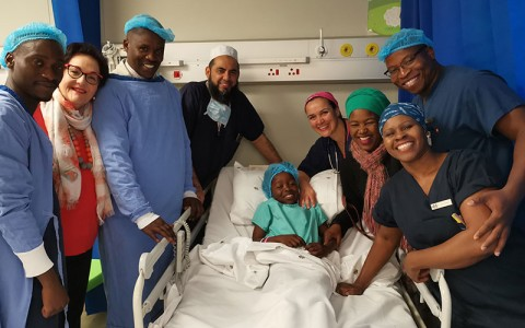 Nine-year-old Mamelodi girl receives 'gift of sight'