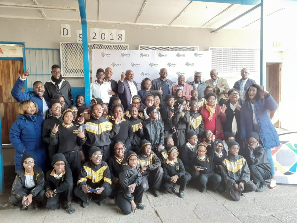 GEMS provides eye tests, glasses, for North West schoolchildren