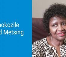 Q & A – Dr Thokozile Ingrid Metsing