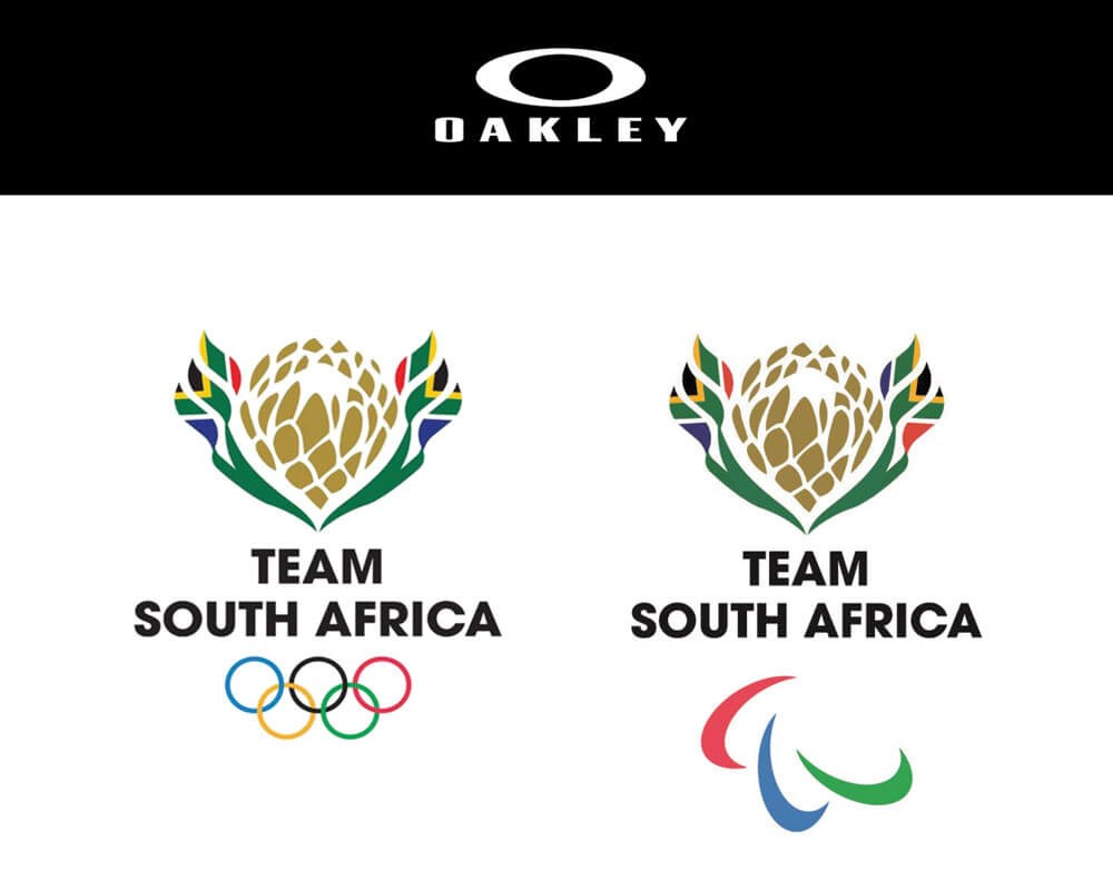 Oakley Becomes Team South Africa's Official Eyewear Partner for The Tokyo 2020 Olympic And Paralympic Games